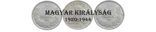 Hungarian Kingdom 1920-1944