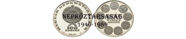 Hungarian People's Republic 1949-1989