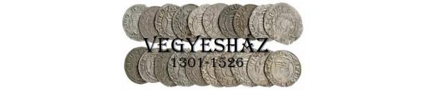 A: Vegyesházi királyok 1301-1526