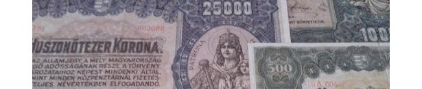 Korona 1920-1923